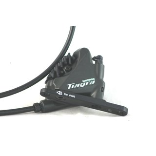Scheibenbremse Road Shimano Tiagra ST-4725-L BR-4770-F 2f.