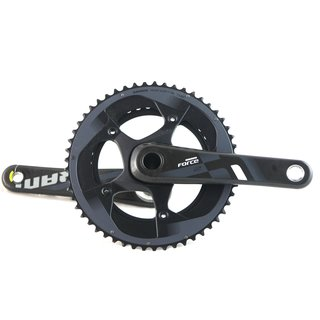 Kurbelgarnitur Road SRAM Force 22 Yaw GXP Carbon 11f 172,5mm 53-39Z