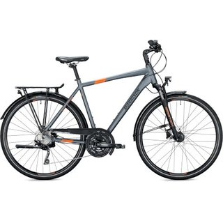 MORRISON T 5.0 Herren Rh:55cm, 28 grey-orange 2020 Aluminium
